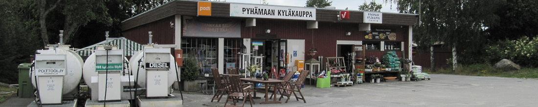Pyhämaan Kyläkauppa